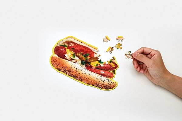 little puzzle thing® - Hot Dog